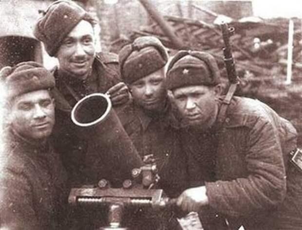 Алексей Смирнов - человек, провоевавший почти всю войну простым солдатом.