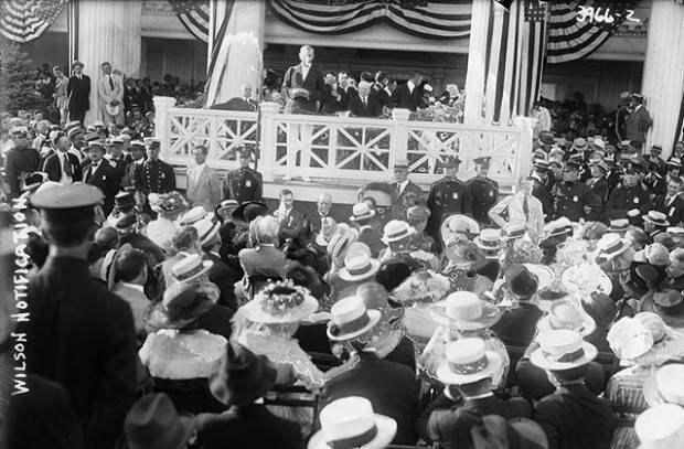 США и Первая мировая война