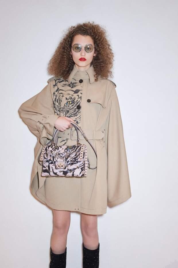 Коллекция Valentino осень-зима 2019