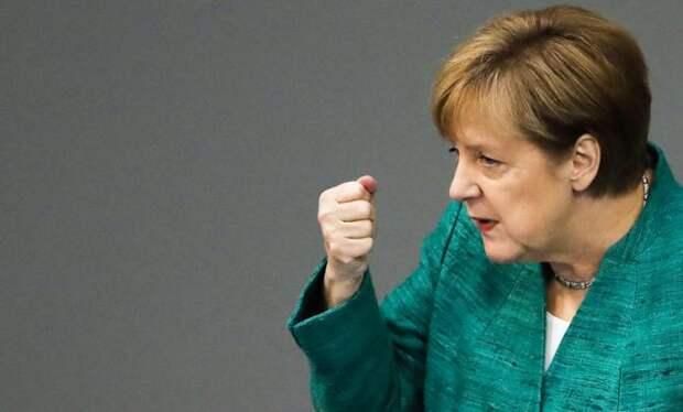 Меркель: Из-за Трампа всем — капут. Кроме Путина