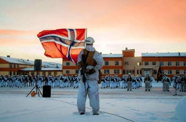 В Норвегии ожидают ограниченного нападения России на Финляндию и Швецию