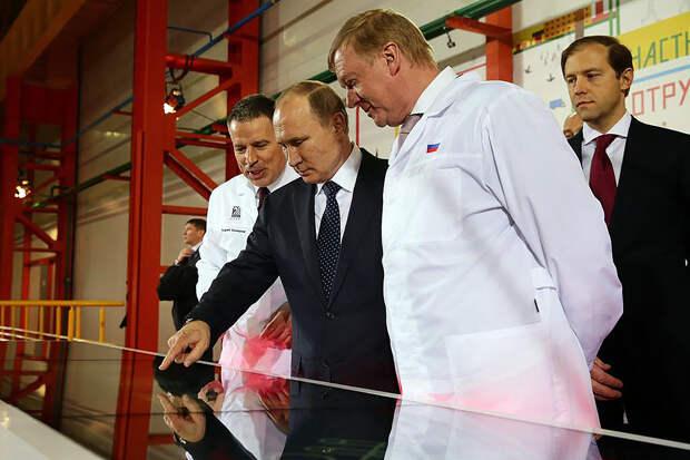 Чубайс обращался с просьбой к Путину перед уходом из «Роснано»