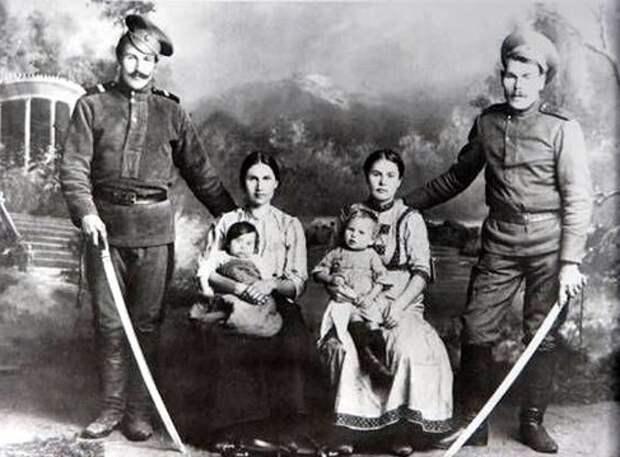 Каких женщин донские казаки не брали в себе жёны