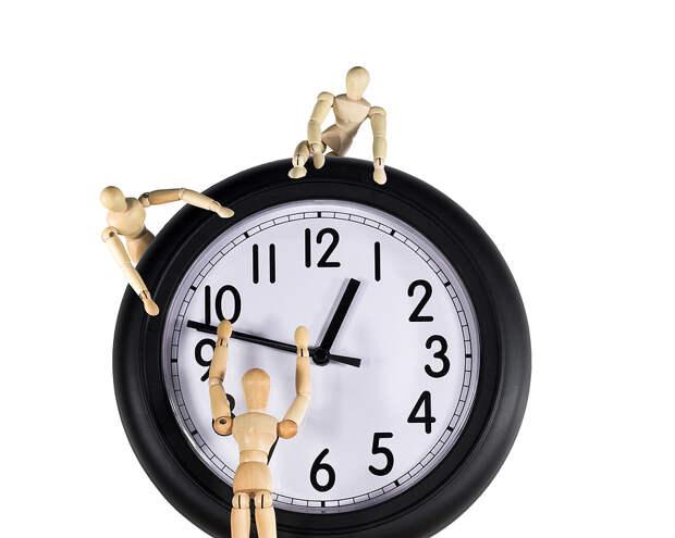 Почему нам не хватает времени?