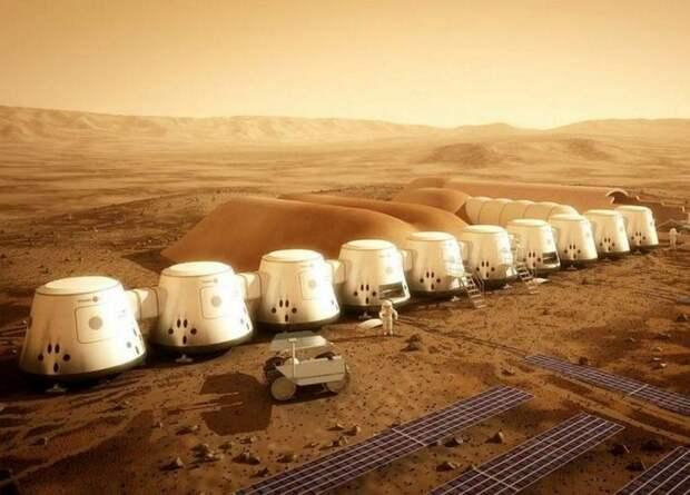Проект Mars One обанкротился и не сможет отправить людей на Марс