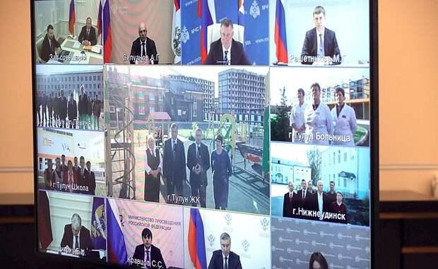 Путин призвал строго соблюдать экологические требования при реализации инвестпроектов