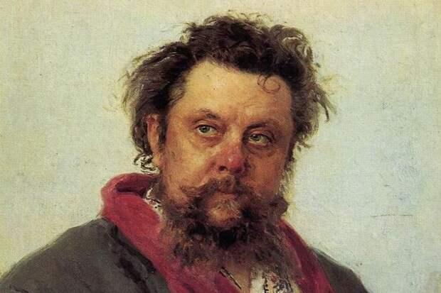 История всей жизни в одном портрете: какие тайны композитора Мусоргского удалось запечатлеть Репину