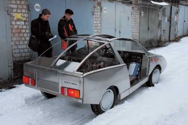 Делаем электромобиль самостоятельно