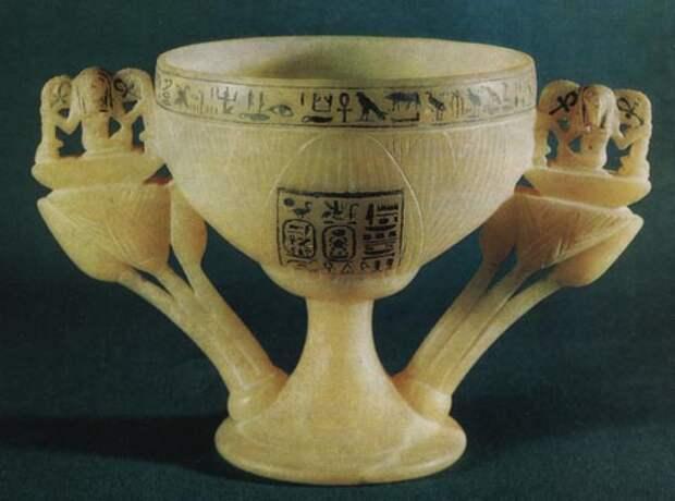 Алебастровый ключ к эпохе фараонов