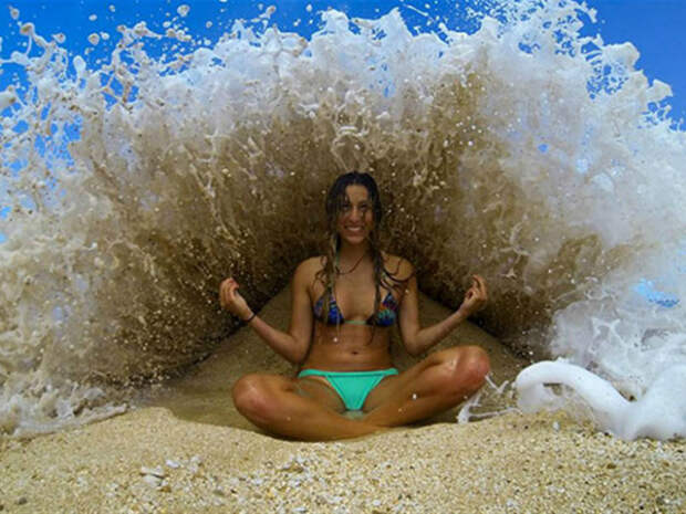 4. Сеанс медитации курьезные, фото, юмор