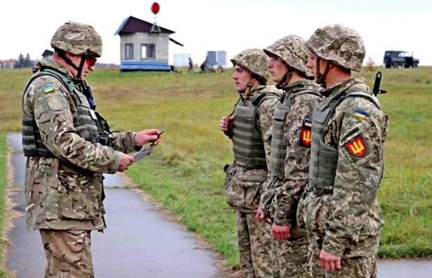 Новая военная доктрина Киева: Украина идет то ли в НАТО, то ли в партизаны