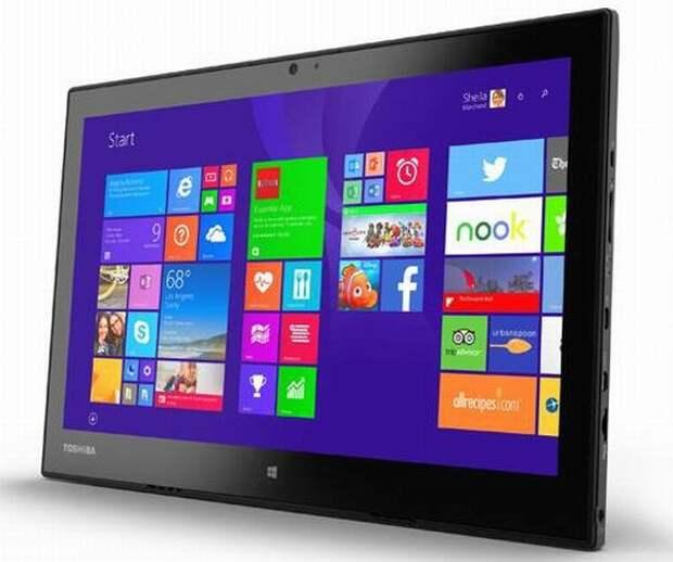 планшет Toshiba Portege WT20