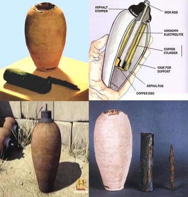 Багдадская батарейка артефакты, древность, загадка, интересное, история, находка