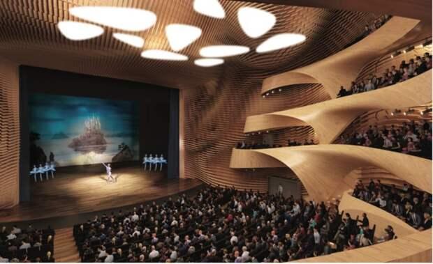 Представлен проект планировки культурного кластера на мысе Хрустальном в Севастополе