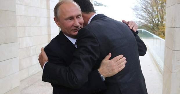 Госдеп Сирия Россия