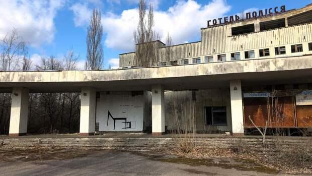 В Чернобыле проложат велосипедный маршрут
