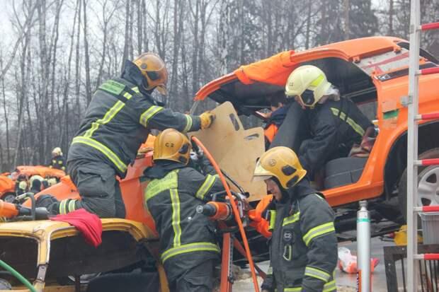 Аварийно-спасательному отряду № 2 ГКУ «ПСЦ» исполнилось 24 года