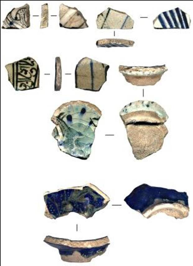 кашинная керамика 1