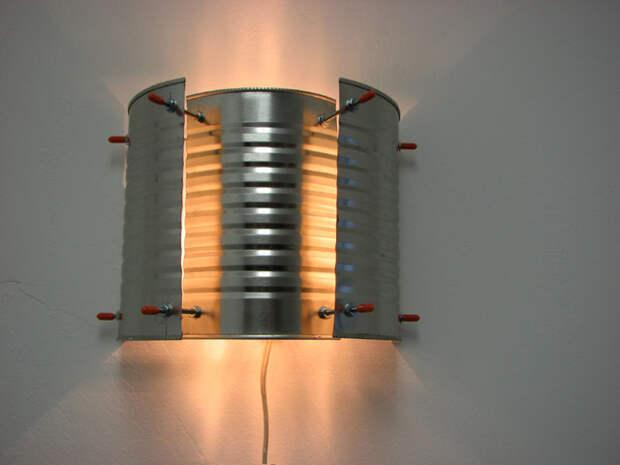 Люстры... из чего угодно: 40 необычных и забавных решений для светильников