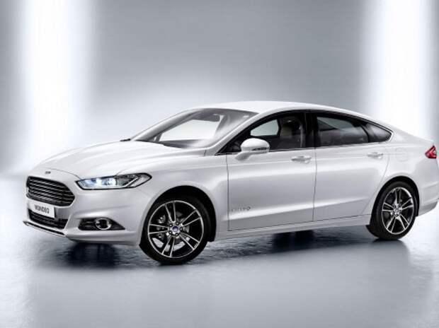Официальный старт выпуска нового Ford Mondeo в России намечен на 9 апреля