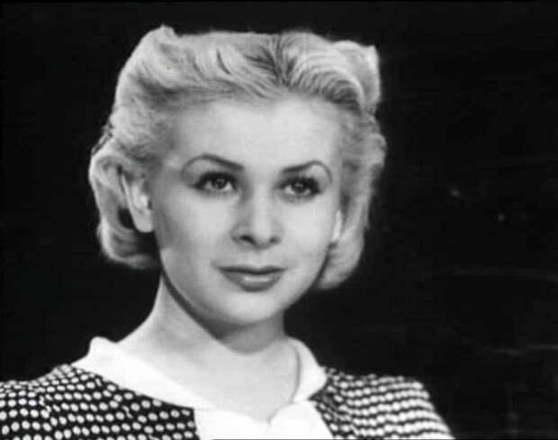 "Валентина Серова (Valentina Serova) - ""Сердца четырёх"" (1941)"