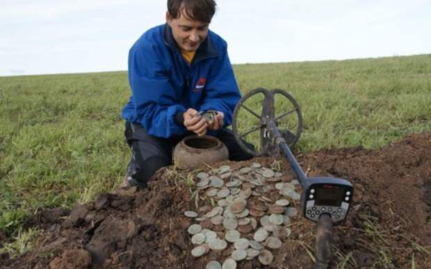 Где в России все еще можно найти сокровища