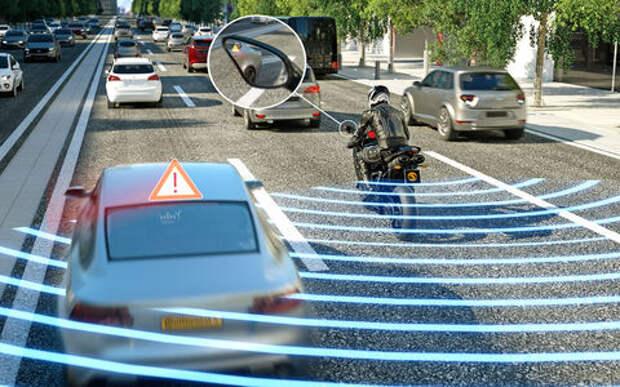 Continental решил сделать мотоциклы экологичнее и безопаснее