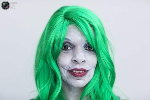Лица Комик-Кона