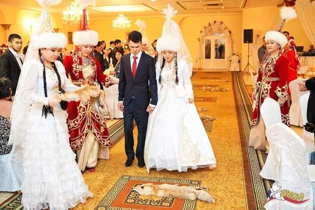 Монолог казаха о свадьбе