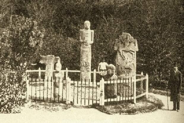 В Пятигорск вернулось изваяние древнего князя, жившего на Пятигорье в IV веке н.э.