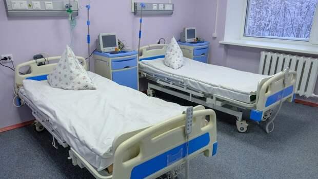 Беглов рассказал о ситуации с койками для пациентов с COVID-19 в Петербурге