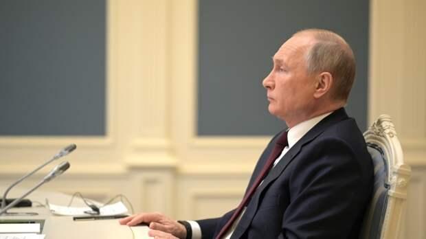 Выступление Путина доказало готовность России отвечать на современные вызовы экологии