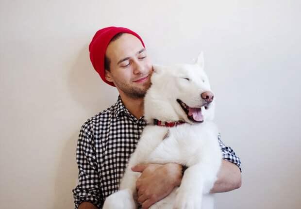путешествие по США Джона Шторца и его собаки Вольфа (23)
