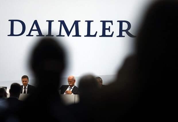 5. Daimler (Mercedes-Benz)