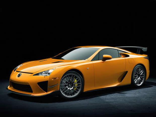 Преемник Lexus LFA: легенда продолжается