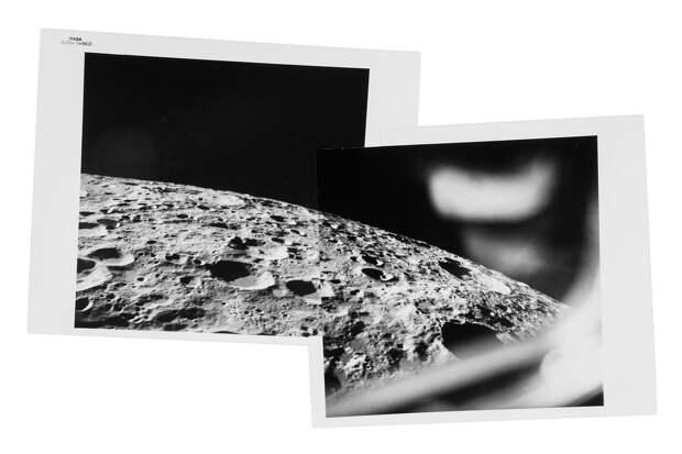 1969. май. Панорама обратной стороне Луны