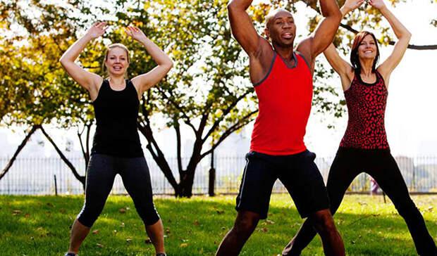 Как оставаться в хорошей форме, не тратя денег на спортзал