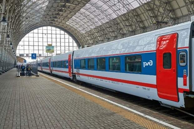 В Москву приехал «радиационный» поезд из Германии