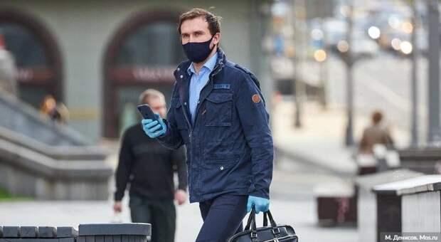 На Савеловском вокзале выявили около 40 нарушителей масочного режима / Фото: М.Денисов, mos.ru