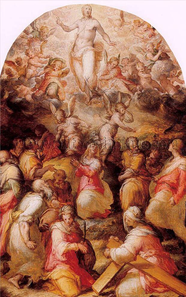Почему церковь была против маньеризма - стиля, в котором творили Эль Греко, Арчимбольдо и др