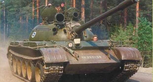 Для чего на советские танки устанавливали эти цилиндры?