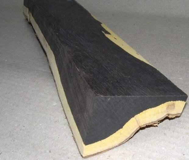 Гренадил (африканское чёрное дерево) деревья, древесина, интересное, природа, факты