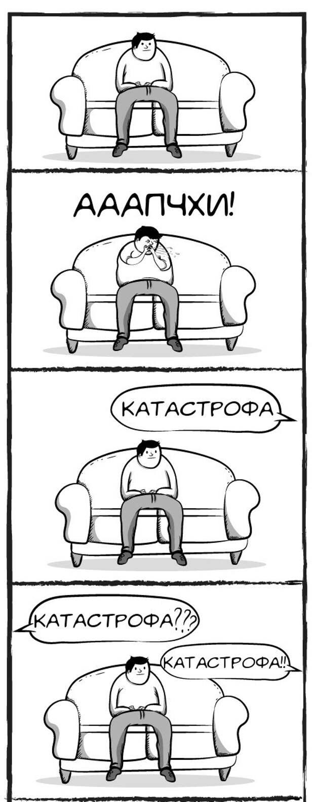 Комиксы, которые заставят смеяться любого собачника