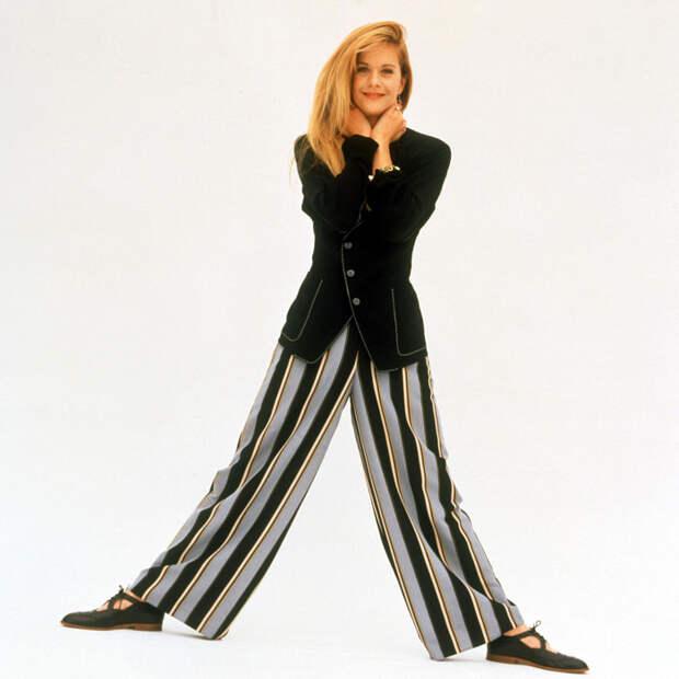 Мег Райан (Meg Ryan) в фотосессии Деборы Файнголд (Deborah Feingold) (октябрь 1991), фото 3