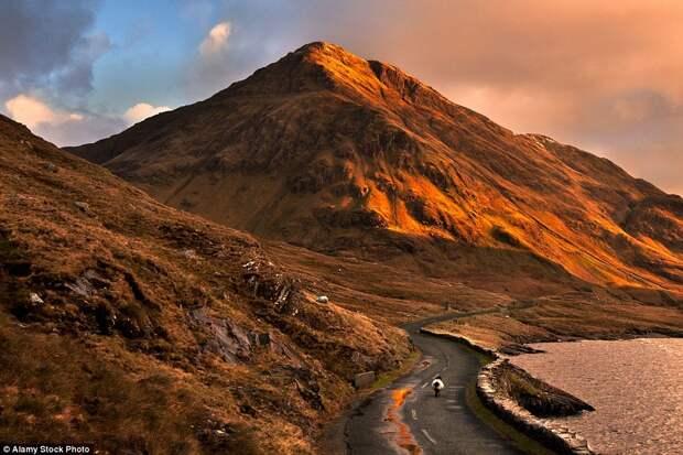 Самая длинная дорога в Ирландии, которую нужно увидеть