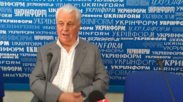 Кравчук высказался о русском языке на Донбассе