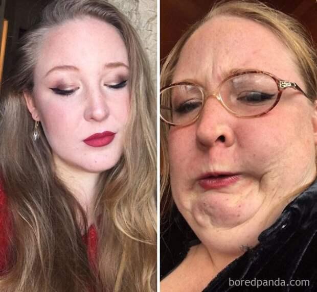 «Дивы» Инстаграма в жизни: трудно поверить, что на фото один и тот же человек