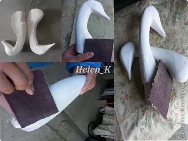Мастер-класс Свит-дизайн 8 марта День рождения Свадьба Моделирование конструирование мастер класс лебедь с раффаэлло фото 3