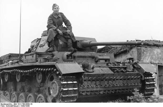 14-я танковая дивизия вермахта в плену. 1943 - 49 г.