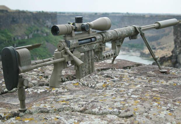 10 самых известных снайперских винтовок